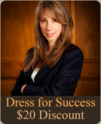 Dress for success discount for business headshots